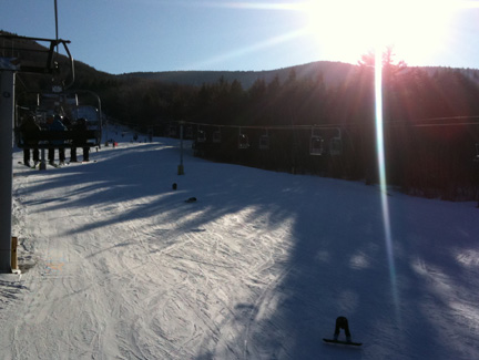 Hunter Mountain Ski Resort, New York, Catskills